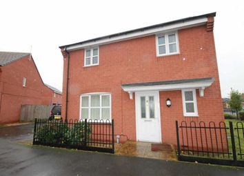 Thumbnail 4 bed detached house to rent in Shillingford Road, Manchester