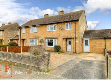 Harvey Road, Shrub End, Colchester CO2. 3 bed semi-detached house for sale
