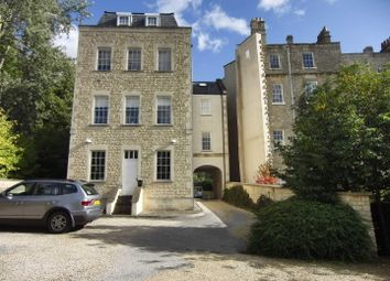 Thumbnail 2 bedroom flat to rent in Park Street, Bath
