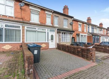 3 bed terraced house for sale in Heather Road, Small Heath, Birmingham, West Midlands B10