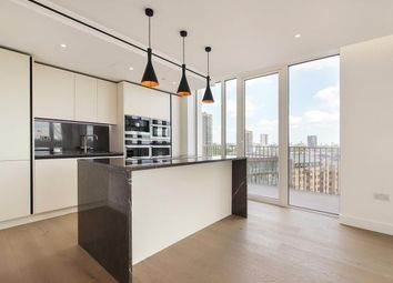 Thumbnail 3 bed flat to rent in Admiralty House, 150 Vaughan Way