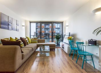 Thumbnail 1 bed flat for sale in Elektron Tower, Blackwall Way, London