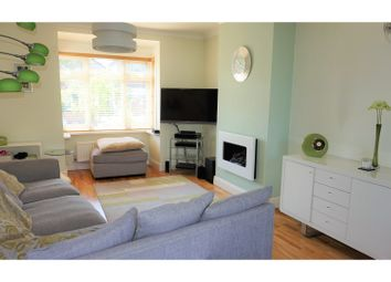 Thumbnail 4 bed semi-detached house for sale in Aberdare Avenue, Portsmouth