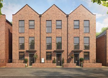 "Thumbnail 4 bed terraced house for sale in ""Frodsham"" at Hunts Cross Shopping Park, Speke Hall Road, Liverpool"