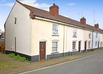 Thumbnail 2 bed cottage for sale in Station Road, Halesworth
