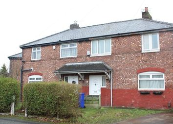 Thumbnail 3 bed semi-detached house to rent in Broadlea Road, Burnage, Manchester