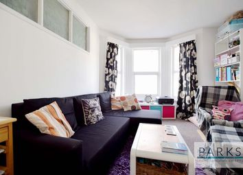 Thumbnail 1 bed flat to rent in Roundhill Crescent, Brighton, East Sussex