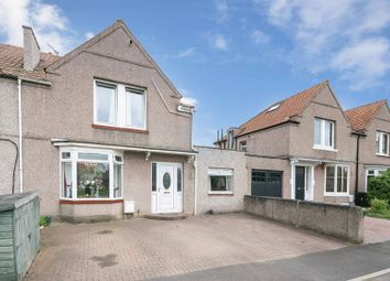 Thumbnail 4 bed semi-detached house for sale in 4 Grierson Square, Trinity, Edinburgh