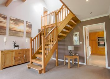 Thumbnail 4 bed detached house for sale in Lopcombe, Salisbury, Wiltshire