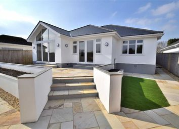 Thumbnail 3 bed detached bungalow for sale in Barrs Wood Road, New Milton