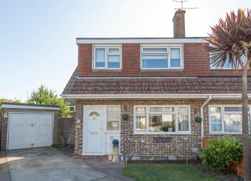Thumbnail 3 bed semi-detached house for sale in The Hawthorns, Broadstairs