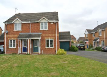 Thumbnail 2 bedroom property for sale in Royce Close, Braunstone, Leicester