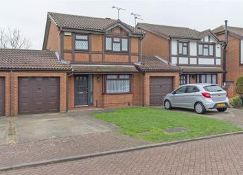 Thumbnail 3 bed detached house for sale in Clerke Drive, Kemsley, Sittingbourne