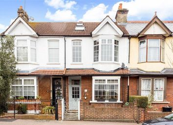 Thumbnail 4 bed terraced house for sale in Ingatestone Road, Woodford Green, Essex
