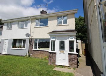 Thumbnail 3 bed semi-detached house for sale in Torre Close, Ivybridge