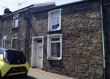 Thumbnail 2 bed terraced house for sale in High Street, Mountain Ash