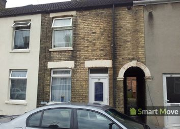 Thumbnail 3 bedroom terraced house for sale in Craig Street, Peterborough, Cambridgeshire.