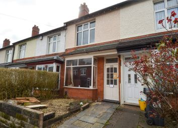 Thumbnail 2 bed terraced house for sale in May Lane, Birmingham, West Midlands