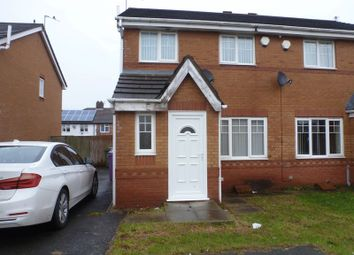 Thumbnail 3 bed semi-detached house to rent in Woodhurst Crescent, Dovecot, Liverpool
