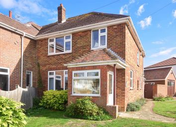 Thumbnail 3 bed end terrace house for sale in Foreland Avenue, Folkestone, Kent