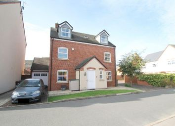 Thumbnail 5 bed detached house to rent in Feltham Way, Tewkesbury