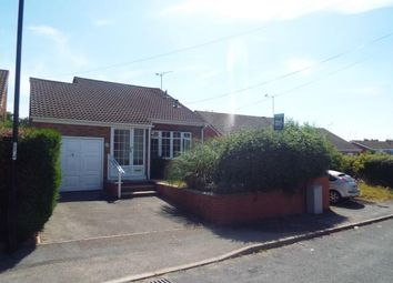 Thumbnail 2 bed bungalow for sale in Gaza Close, Tile Hill, Coventry, West Midlands