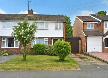 Thumbnail 3 bed semi-detached house for sale in Townley Way, Earls Barton, Northampton