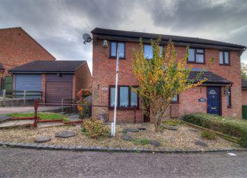 Thumbnail 2 bedroom semi-detached house for sale in Lundholme, Heelands, Milton Keynes