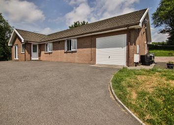 Thumbnail 3 bed detached bungalow for sale in Hillview, Tredegar
