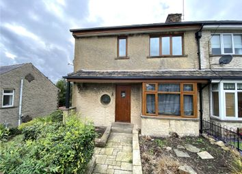 Thumbnail 3 bed semi-detached house for sale in Providence Lane, Oakworth, Keighley, West Yorkshire