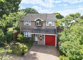 Thumbnail 5 bed detached house for sale in Sparrow Close, Wokingham, Berkshire