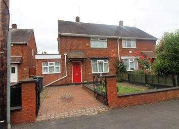 Thumbnail 2 bedroom semi-detached house for sale in Gilbert Close, Wolverhampton