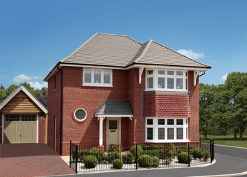 Thumbnail 3 bed detached house for sale in Lime Tree Meadows, Ellesmere Road, Shrewsbury, Shropshire