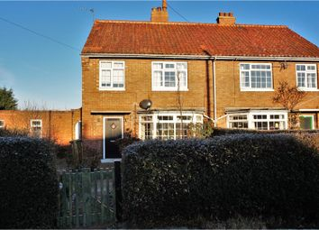 Thumbnail 3 bed semi-detached house for sale in Carlton Road, York