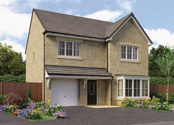 "Thumbnail 4 bed detached house for sale in ""Crompton"" at Apperley Road, Apperley Bridge, Bradford"