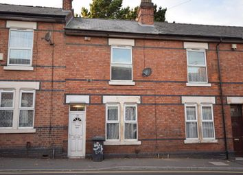 Thumbnail 3 bedroom terraced house for sale in Balaclava Road, Pear Tree, Derby