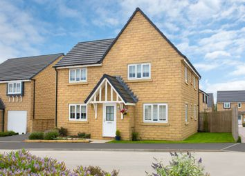 "Thumbnail 4 bedroom detached house for sale in ""Lincoln"" at North Dean Avenue, Keighley"