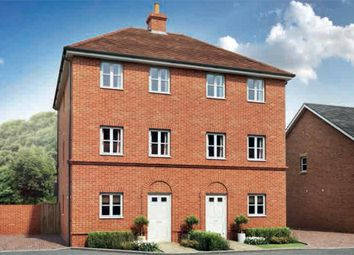 Thumbnail 4 bedroom semi-detached house for sale in Oakham Park, Old Wokingham Road, Crowthorne