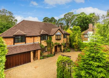 Thumbnail 6 bed detached house for sale in Woodham, Surrey