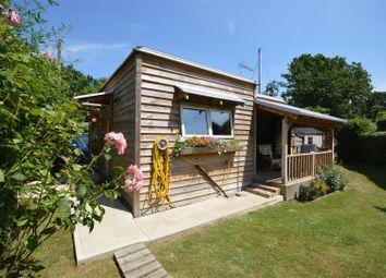 Thumbnail 2 bed mobile/park home for sale in Spielplatz, Lye Lane, Bricket Wood