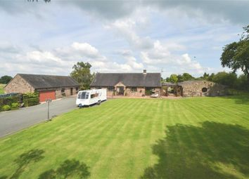 Thumbnail 4 bedroom detached bungalow for sale in Bagnall Road, Bagnall, Staffordshire
