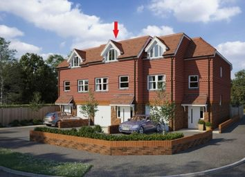 Thumbnail 4 bed terraced house for sale in Lambarde Road, Sevenoaks