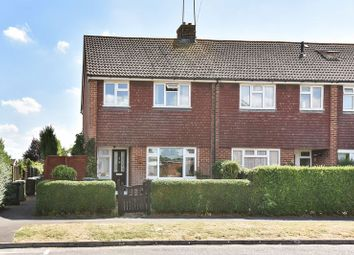 Thumbnail 3 bed end terrace house for sale in Bow Drive, Sherfield-On-Loddon, Hook