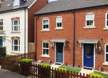 Thumbnail 2 bed end terrace house to rent in Bluebell Road, Ashford, Kent