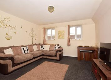 Thumbnail 2 bed flat for sale in Abelyn Avenue, Sittingbourne, Kent