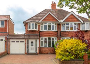 3 bed semi-detached house for sale in Charles Road, Solihull B91