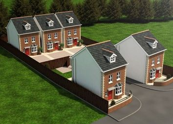 Thumbnail 4 bed detached house for sale in Llys Manon, Llandybie, Ammanford, Carmarthenshire .