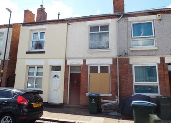 Thumbnail 2 bedroom terraced house for sale in Silverton Road, Coventry, West Midlands