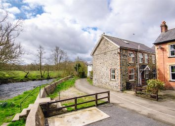 Thumbnail 2 bed semi-detached house for sale in Riverside, Llanwrtyd Wells