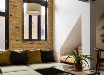 Thumbnail 3 bed terraced house for sale in Broadway Market Mews, London
